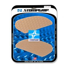 Stompgrip Universal  Sprint Tank Grips - Icon : Clear