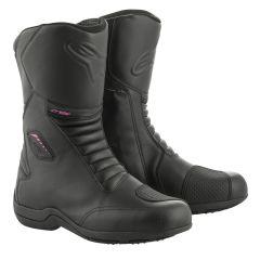Alpinestars Boots Women Andes v2 Drystar Black/Pink