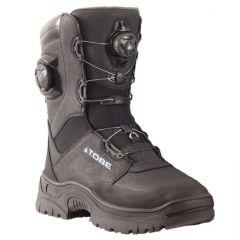Tobe Boots Cordus Boa jet black