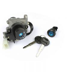 Ignition switch & Lock set, Peugeot Kisbee