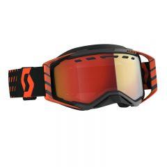 Scott Goggle Prospect Snow Cross  orange/black enhancer red chrome