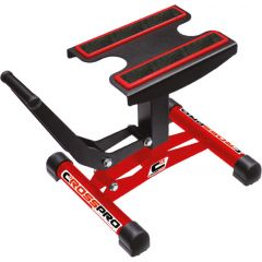 CrossPro Xtreme paddock stand red