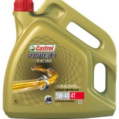 Castrol Power 1 Racing 4T 5W-40 4 L