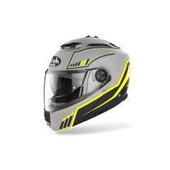 Airoh Helmet Phantom-S Beat yellow Matt