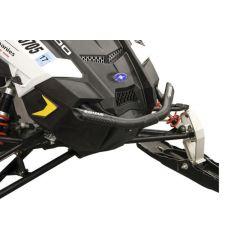 Skinz Front Bumper Black OEM repl. 2015- Polaris Axys PFB355-FBK