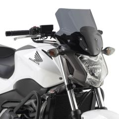 Givi Specific screen, smoked 31 x 36 cm (H x W) NC700S 12- D1112S