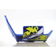 AXP Xtrem HDPE Skid Plate Blue Sherco SEFR250-SEFR300 12-18