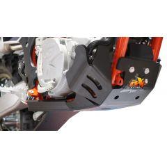 AXP Xtrem HDPE Skid Plate Black Gas-Gas EC250-EC300 18-20