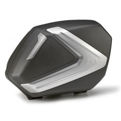 Givi V37 Tech pair of blacksidecases with smoke reflectors