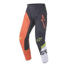 Alpinestars Racer Pants Compass Orange/Gray/White
