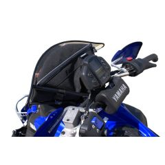 Skinz Windshield Pak Black 2007- Yamaha Phazer