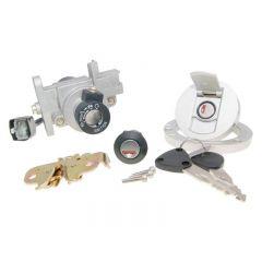 Ignition switch & Lock set & Fuelcap, Peugeot Speedfight 3/4