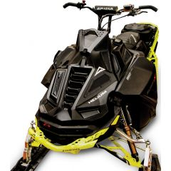 Skinz Helium Access Hood kit Ski-Doo 850 black SDHK475-FBK