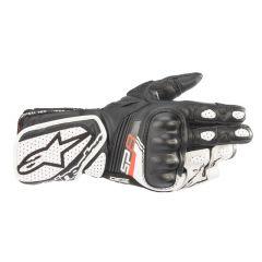 Alpinestars Glove Dam SP-8 v3 Black/White 3XL