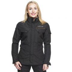 Sweep Textilejacket Jade WP Lady, black