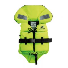 Baltic Split Front 1266 lifejacket UV-yellow Baby 3-15kg