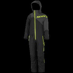 Scott Monosuit K's Dryo black/yellow