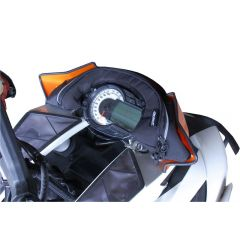 Skinz Windshield Pak Black Arctic Cat 2012-2015 ProCross F / ZR / ProCross XF /