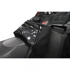 Skinz Tank Bag Black Polaris 2015- AXYS