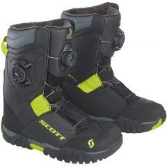 Scott Boot SMB Kulshan black/safety yellow