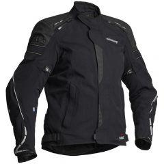 Halvarssons Textile jacket Walkyria Black