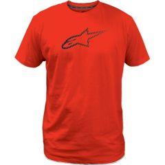 Alpinestars Kid's Ageless t-shirt, orange/black