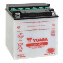 Yuasa battery, YB30L-B (dc)