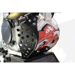 AXP Skid Plate Black Honda CRF450R/CRF450RX 17-18 AX1416