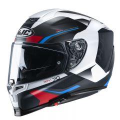HJC Helmet RPHA 70 Kosis Flatblack/White MC21SF