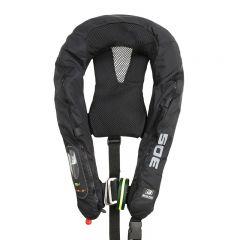 Baltic Legend 305 harness auto inflatable lifejacket black 40-150kg