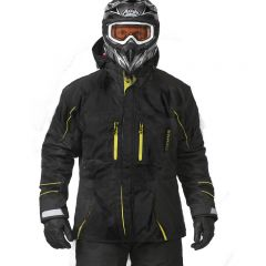 Snowpeople Tempron Basic Touring jacket black