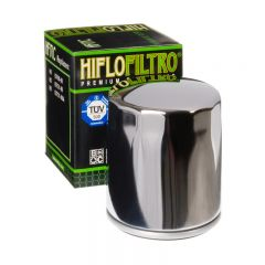 HiFlo oil filter HF171C chrome