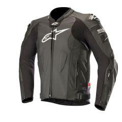 Alpinestars Leather Jacket Missile Tech-Air Black