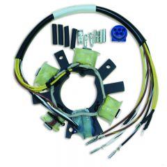 Cdi Elec. Johnson Evinrude Stator - 2 Cyl. (5 Amp)