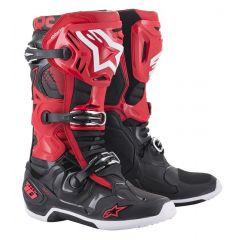 Alpinestars Boot Tech 10 Red/Black