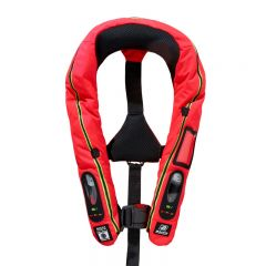 Baltic Legend 165 M.E.D./SOLAS auto inflatable lifejacket rozzo 43+kg