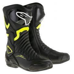 Alpinestars Boot SMX-6 V2 black/fluo yellow