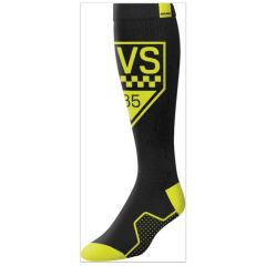 EVS MOTO SOCK-CIRCUIT  Black