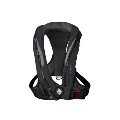 Baltic Athena 165 auto inflatable lifejacket black/grey 40-120kg