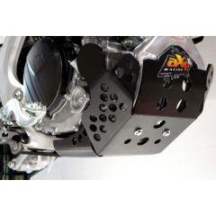 AXP Skid Plate Black Honda CRF250R 18, CRF450R/RX 17-18 AX1481