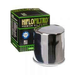 HiFlo oil filter HF303C chrome