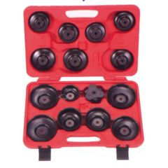 Hyper Oil filter wrench set 16-pcs