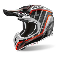 Airoh Helmet Aviator 2.3 AMS2 Glow chrome black