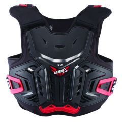 Leatt Chest protector 4.5 Blk/Red