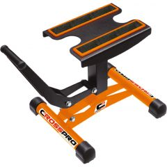 CrossPro Xtreme paddock stand orange