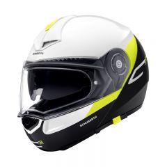 Schuberth helmet C3 Pro Gravity yellow