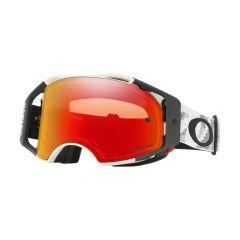 Oakley Goggles Airbrake MX Matte White w/PrizmTorch