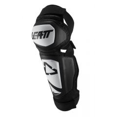 Leatt Knee & Shin Guard EXT Wht/Blk