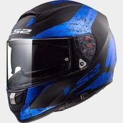 LS2 Helmet FF397 SIGN matt black blue