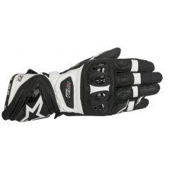 Alpinestars Glove Supertech black/white/red